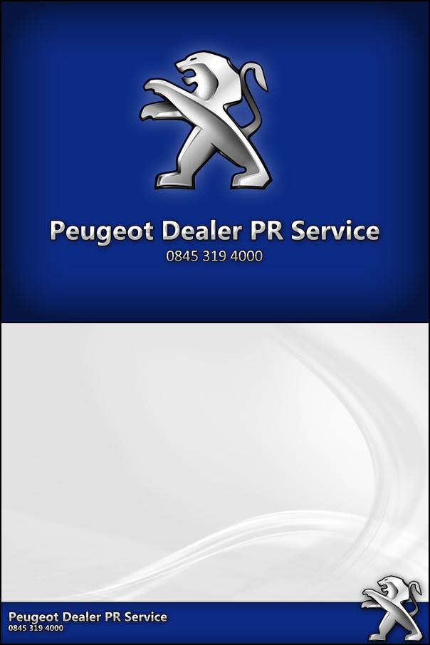 Peugeot powerpoint presentation design template by belafon on deviantart peugeot powerpoint presentation design template by belafon toneelgroepblik Images