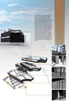 architecture presentation boar