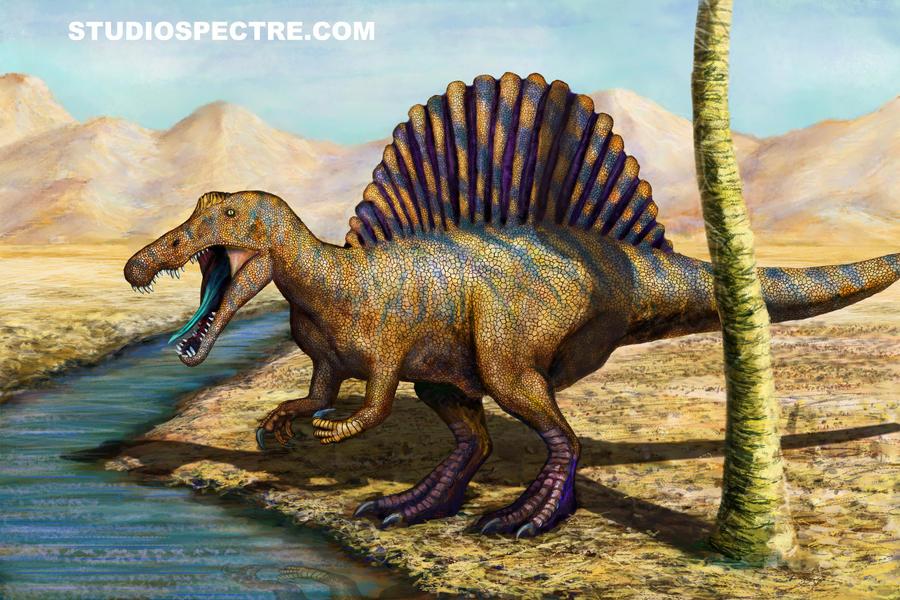 Spinosaurus by StudioSpectre