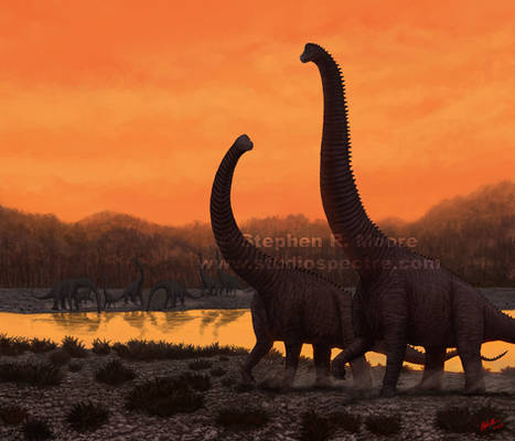 The Old and the New, Brachiosaurus altithorax