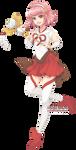 Magical Girl Sakura by na-o-mi