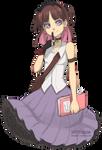 Random Girl by na-o-mi