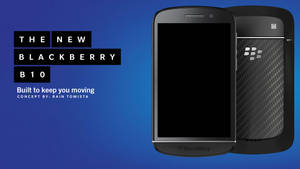 BlackBerry B10 Concept
