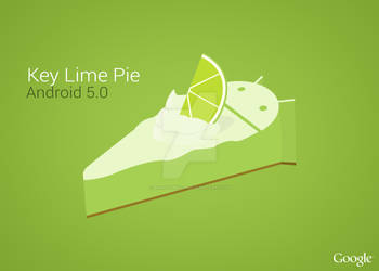 Android 5.0 Key Lime Pie (Early Version 1)