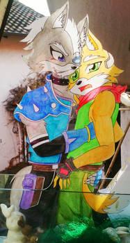 Wolf x Fox