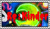re:kinder stamp by zelliezelzelda96