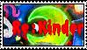 re:kinder stamp by zelliezelzelda96