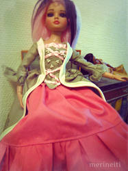 Ellowyne Wilde - Fashionable doll by merineiti