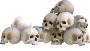 Skull Piles 2