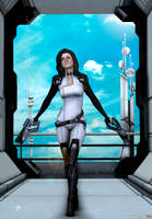 Another Mission|Mass Effect