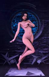 Balance|Mass Effect by Shaman94