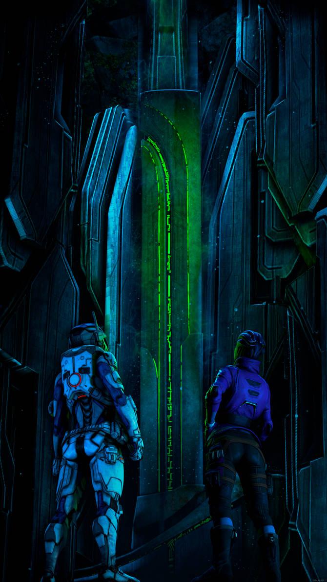 Before us|Mass Effect