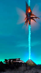 Repulse|Mass Effect by Shaman94