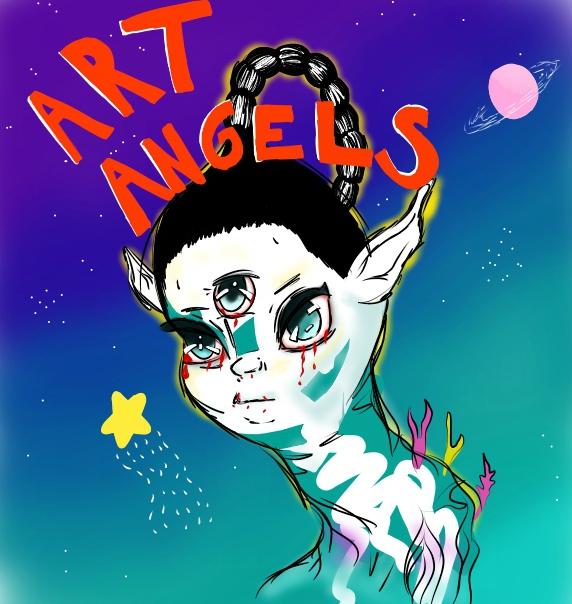 Art Angels by FestusEyes