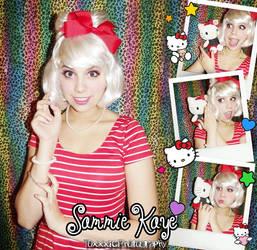 Hello Kitty Shoop by SammieKaye