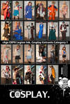 Cosplay Poster - Category 1