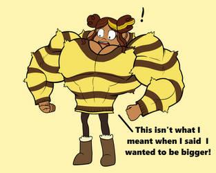 One Big Bumblebee by Nokozeze