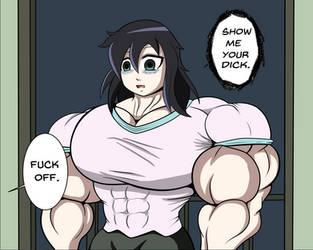 Big Sister's Request by Nokozeze