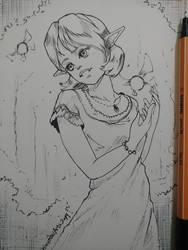 Adult Saria by ShinuReal