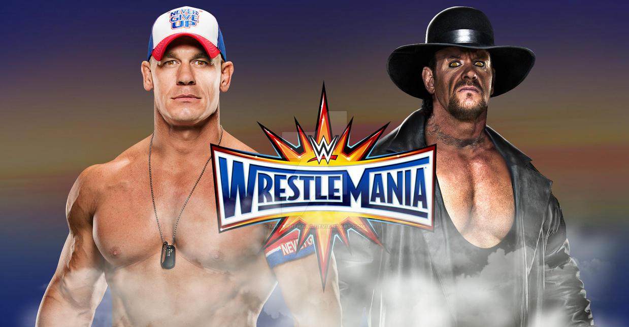 John Cena zadrwił z Undertakera na Instagramie