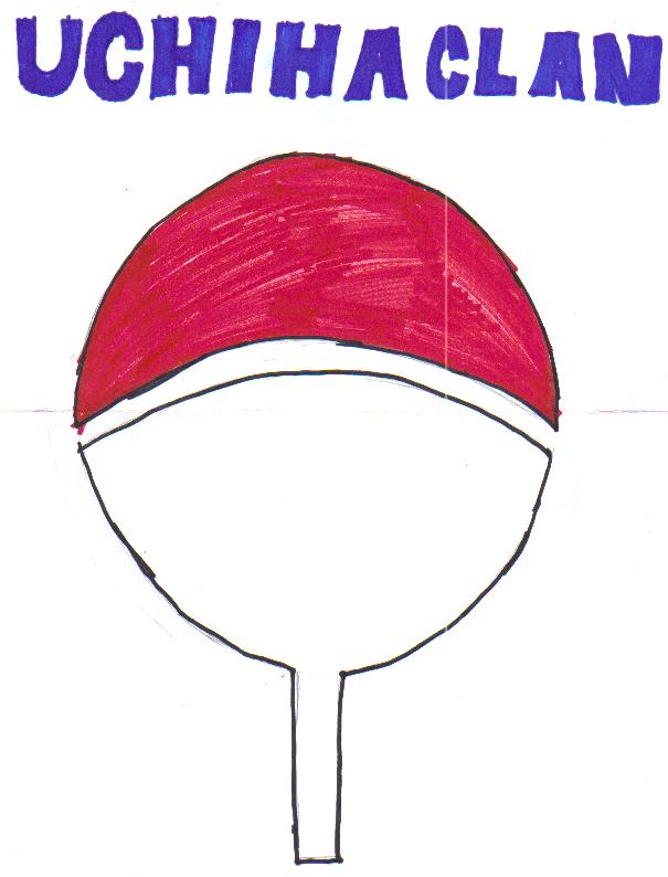 Uchiha Clan Symbol By Andromedatheroma On Deviantart