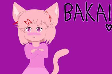 Cat Natsuki by HarukoxTaota