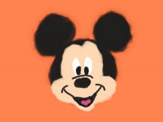Mickey Mouse by HarukoxTaota