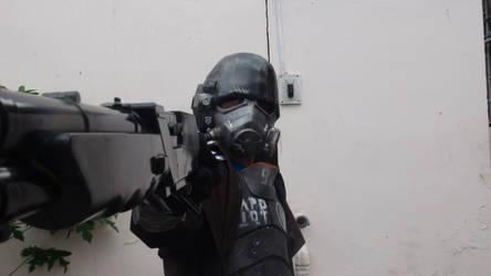 NCR Ranger from Fallout by DaisukeTodomeku