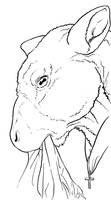 Lamb of God by bonbon3272