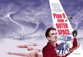 Plan 9 Remake - Book Cover by bonbon3272