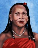 Portrait of a Lady by bonbon3272