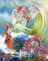 Dance of the Firebird Series 2 by bonbon3272