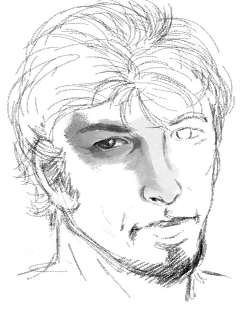 Character Sketch Delcan by bonbon3272