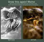 Meme: Draw this again