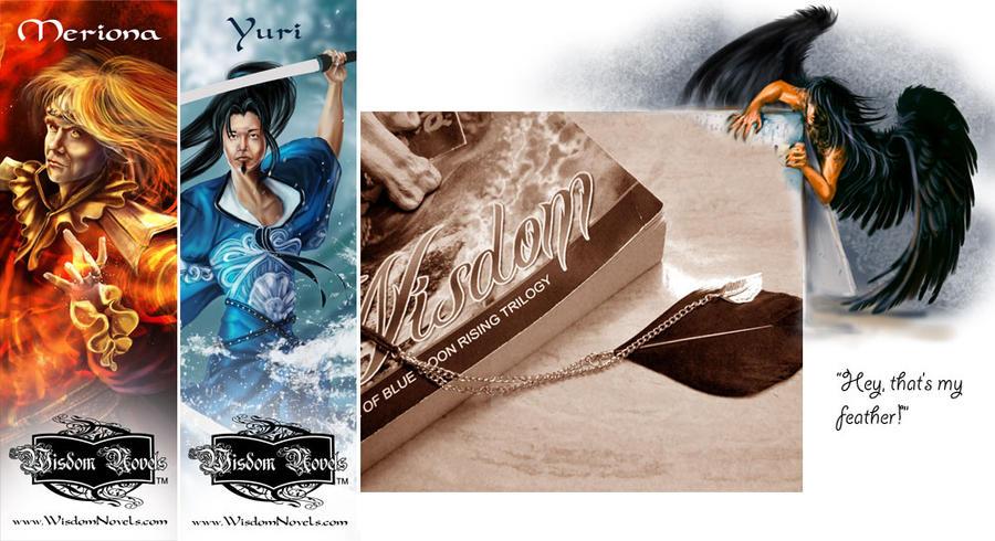 Custom Bookmarks by bonbon3272
