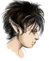 Character Sketch - Savannah by bonbon3272