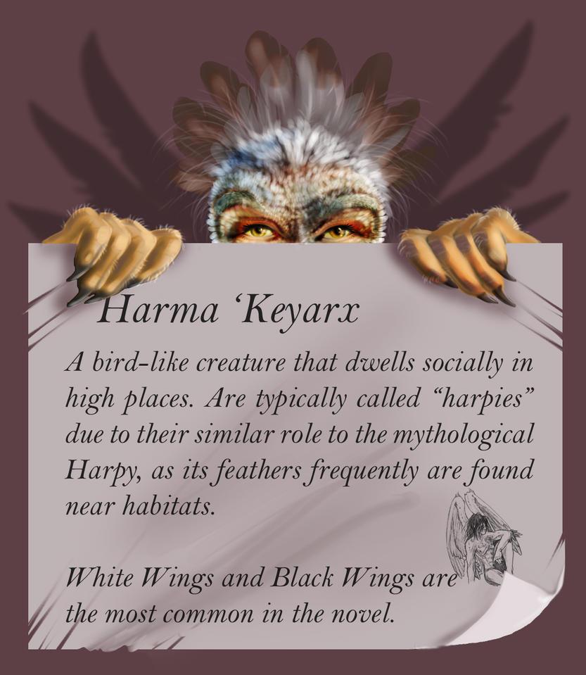 Harma 'Keyarx by bonbon3272