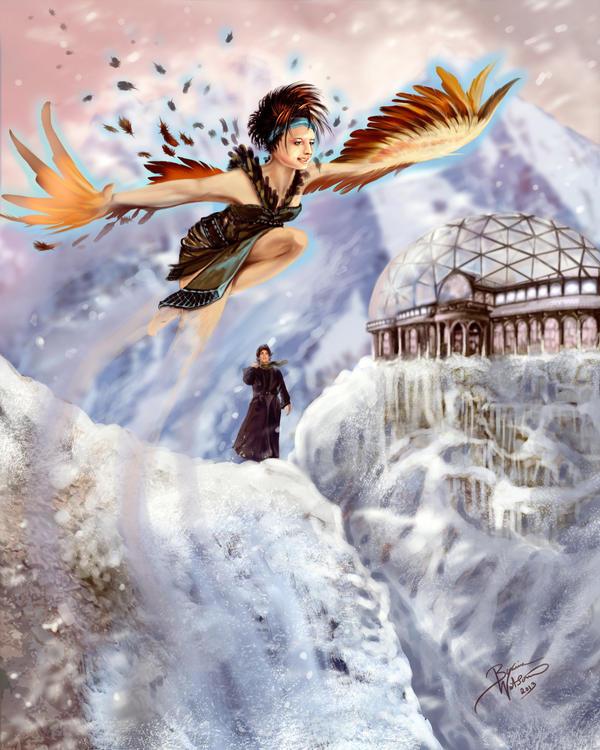 Healer of Wind by bonbon3272