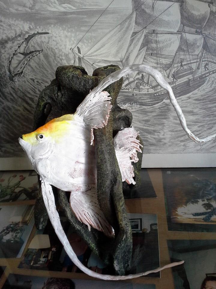 Angel Fish WIP by bonbon3272