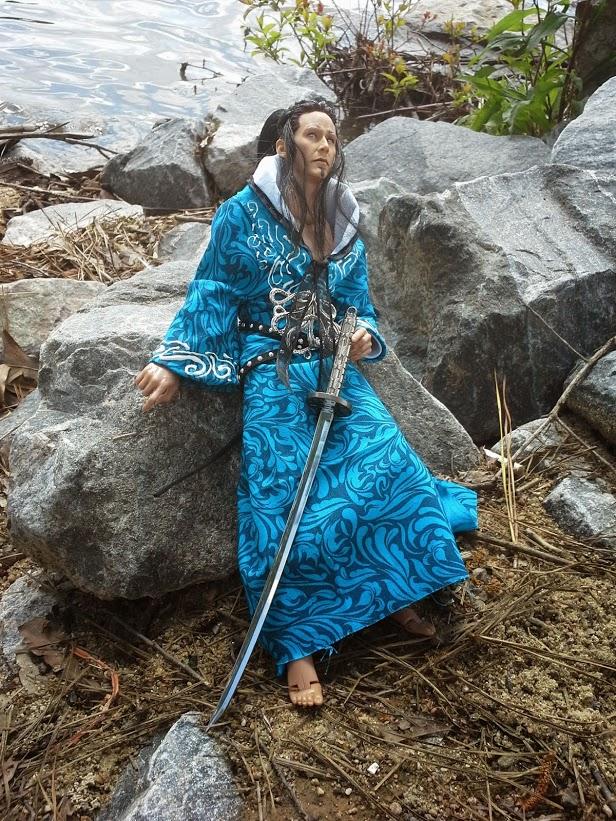 Master Yuri Sanssumi - Hot Toys - handmade clothing