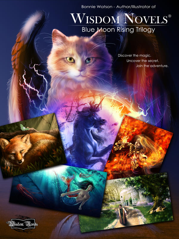 Wisdom Novels Poster