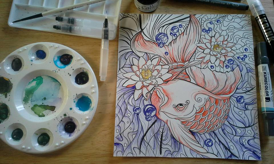 Sketchbox Art Supplies by bonbon3272