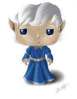 Wisdom Pop Figure by bonbon3272