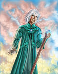 Elemental Master of Land by bonbon3272