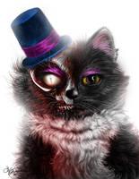 Deathshire Cat by bonbon3272