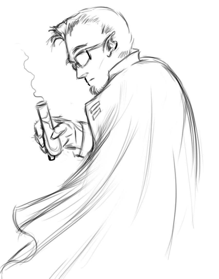 Artemus Sketch by bonbon3272
