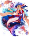 Onmyoji Character - Koi
