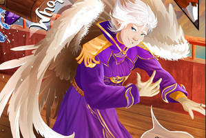 Character Spotlight Ambassador Wisdom by bonbon3272