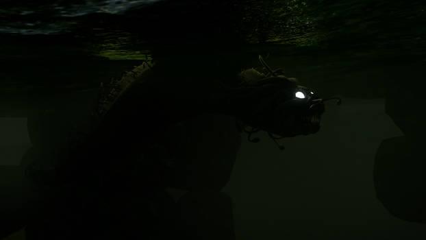Sea Creature Gillieel