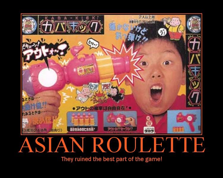 Asian roulette